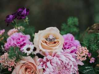 The wedding of Brandi and Hayden 2