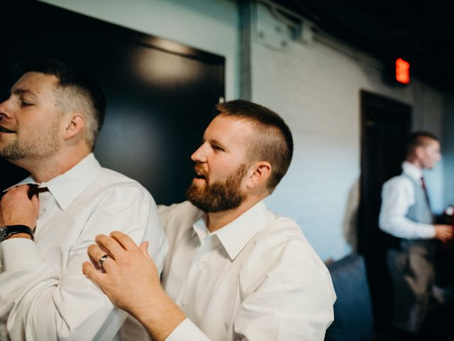 Tyler and Emily's Wedding in Ottawa, Kansas 9