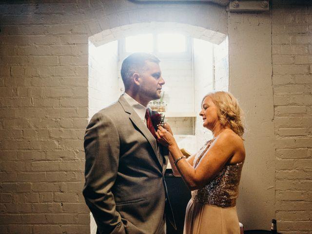 Tyler and Emily's Wedding in Ottawa, Kansas 14