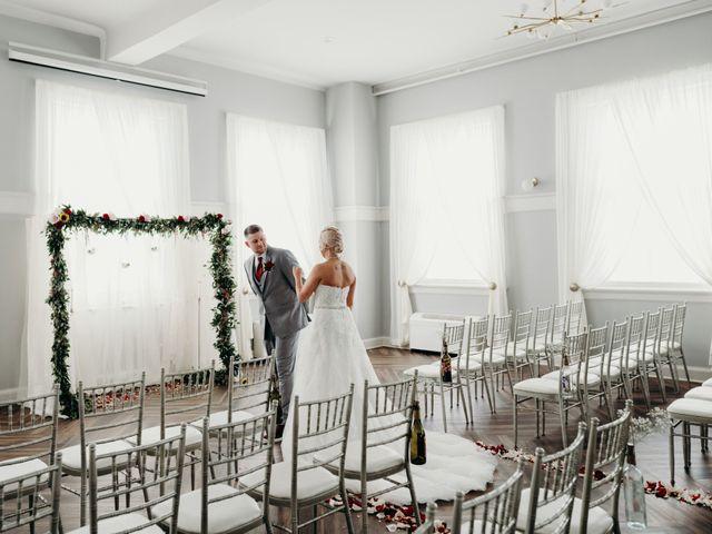 Tyler and Emily's Wedding in Ottawa, Kansas 20