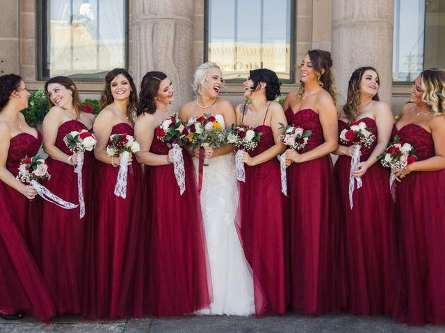 Tyler and Emily's Wedding in Ottawa, Kansas 21