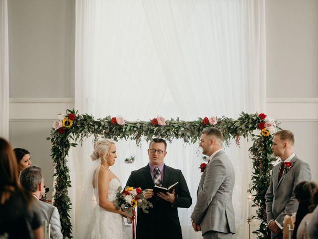 Tyler and Emily's Wedding in Ottawa, Kansas 24