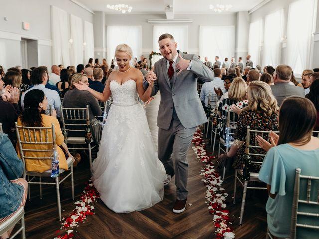 Tyler and Emily's Wedding in Ottawa, Kansas 26