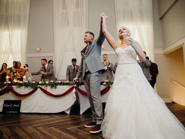 Tyler and Emily's Wedding in Ottawa, Kansas 27