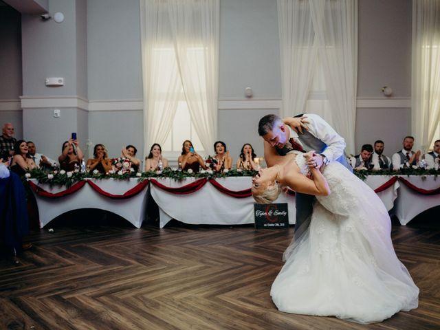 Tyler and Emily's Wedding in Ottawa, Kansas 28
