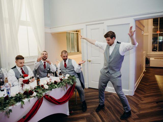 Tyler and Emily's Wedding in Ottawa, Kansas 29