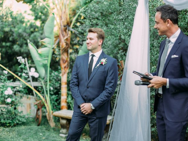 Tom and Ksenia's Wedding in Topanga, California 1