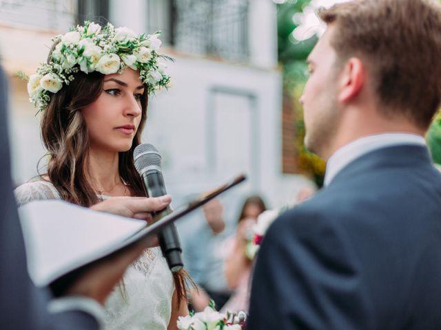 Tom and Ksenia's Wedding in Topanga, California 2