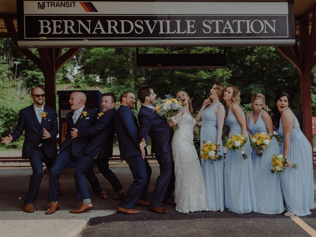 Craig and Leanne's Wedding in Bernardsville, New Jersey 1