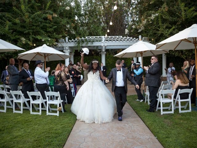 Joshua and Crystal's Wedding in San Diego, California 8