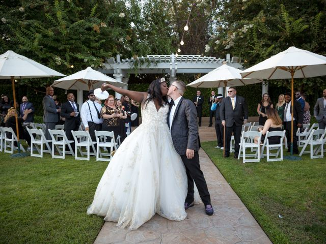 Joshua and Crystal's Wedding in San Diego, California 9