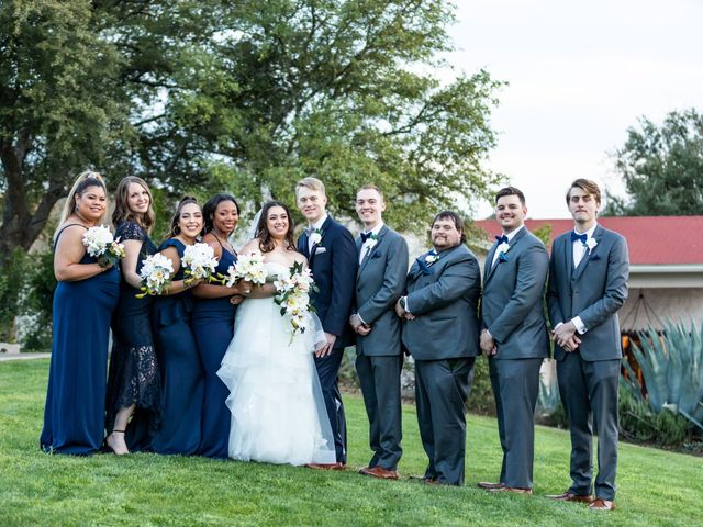 Courtney and Peter's Wedding in Austin, Texas 5