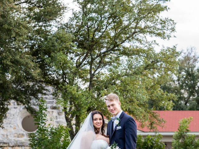 Courtney and Peter's Wedding in Austin, Texas 7