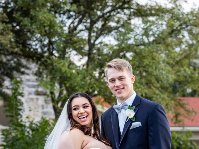 Courtney and Peter's Wedding in Austin, Texas 9