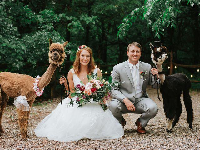 The wedding of Brandi and Hayden
