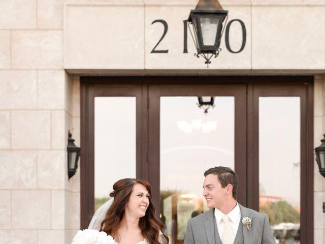 Brittney and Joshua's Wedding in Chandler Heights, Arizona 15