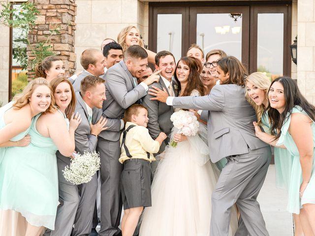 Brittney and Joshua's Wedding in Chandler Heights, Arizona 16