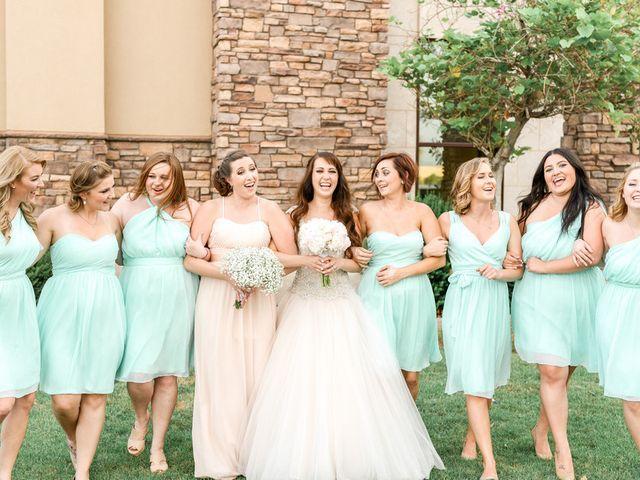 Brittney and Joshua's Wedding in Chandler Heights, Arizona 3