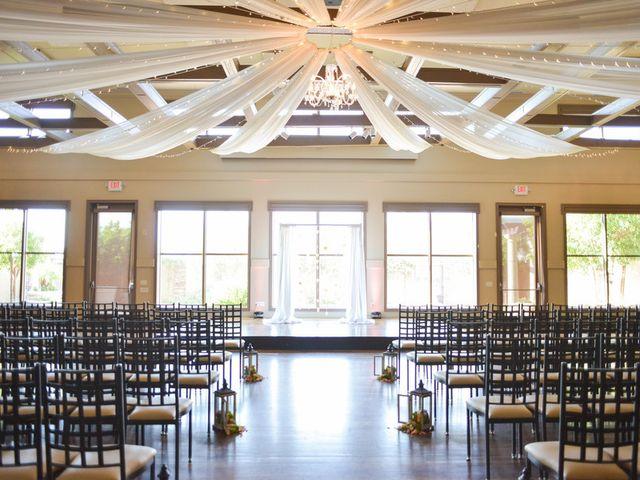 Brittney and Joshua's Wedding in Chandler Heights, Arizona 11
