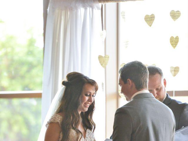 Brittney and Joshua's Wedding in Chandler Heights, Arizona 13