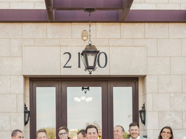 Brittney and Joshua's Wedding in Chandler Heights, Arizona 6