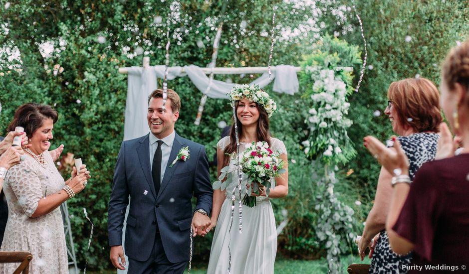 Tom and Ksenia's Wedding in Topanga, California