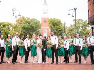 Francois and Taryn's Wedding in Burlington, Vermont 3