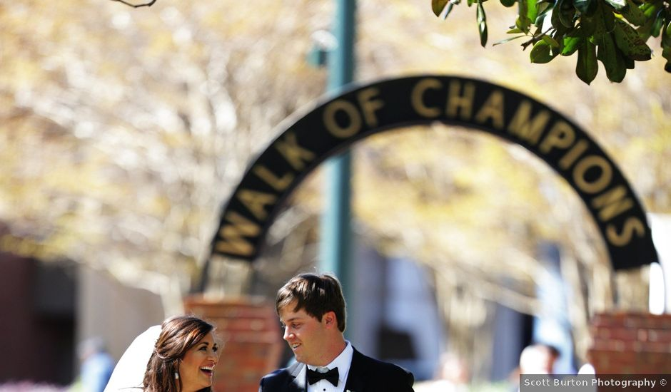 Gabrielle and Andrew's Wedding in Oxford, Mississippi