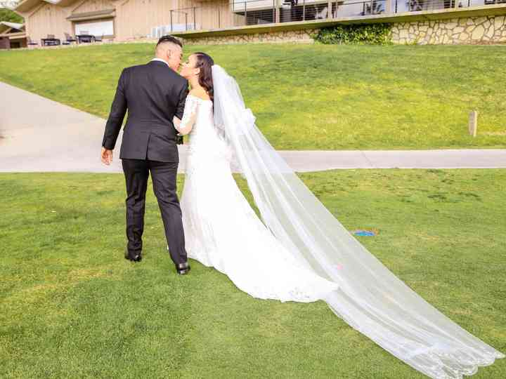 The wedding of Ivan and Kim