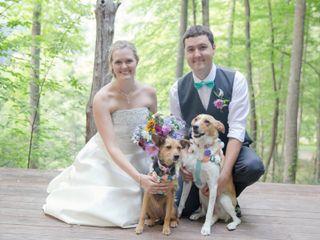 Dallas and Darrah's Wedding in Horse Shoe, North Carolina 3