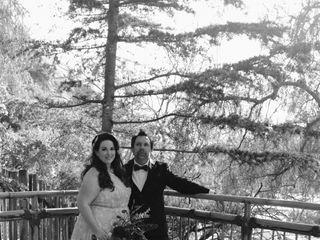 The wedding of Tabatha Wilson  and Chris Robosan 3
