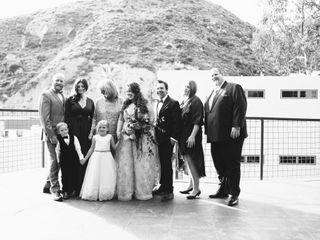 Chris Robosan and Tabatha Wilson 's Wedding in Laguna Beach, California 3