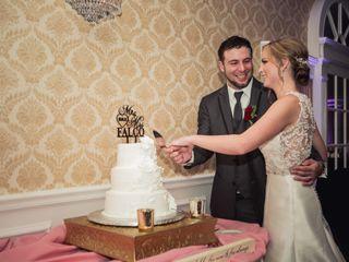 The wedding of Sara and Eric 2