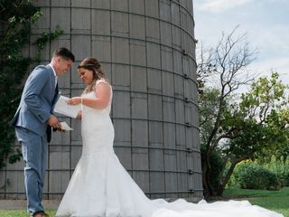 The wedding of Brittany and Jack