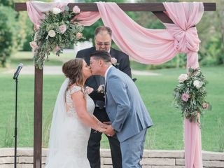 The wedding of Brittany and Jack 2