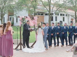The wedding of Brittany and Jack 3