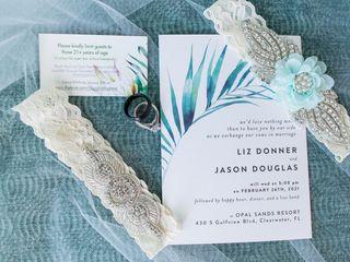 The wedding of Jason and Liz 1