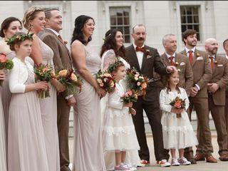 The wedding of Megan and Carlos 2