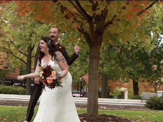 The wedding of Megan and Carlos 3
