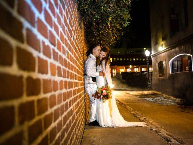 Nick and Allison's Wedding in Sacramento, California 13