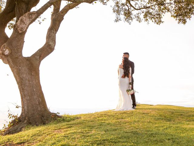 Kim and Ivan's Wedding in Rancho Palos Verdes, California 1