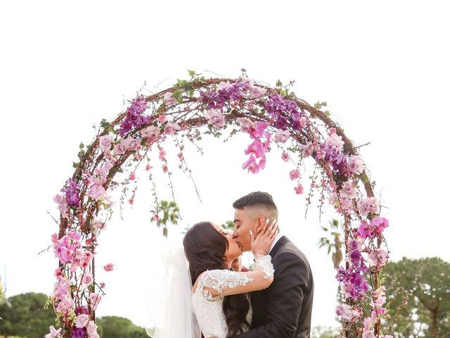 Kim and Ivan's Wedding in Rancho Palos Verdes, California 2