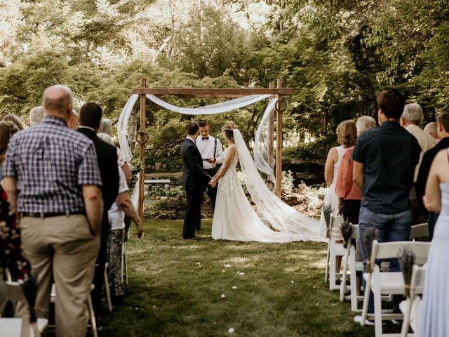 Jacob and Delaney's Wedding in Medford, Oregon 1