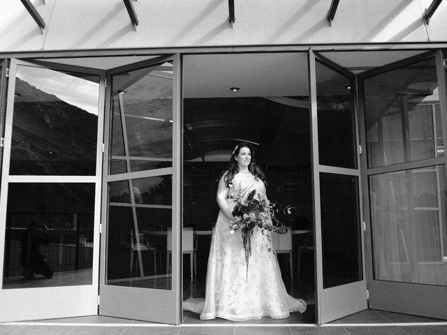 Chris Robosan and Tabatha Wilson 's Wedding in Laguna Beach, California 1