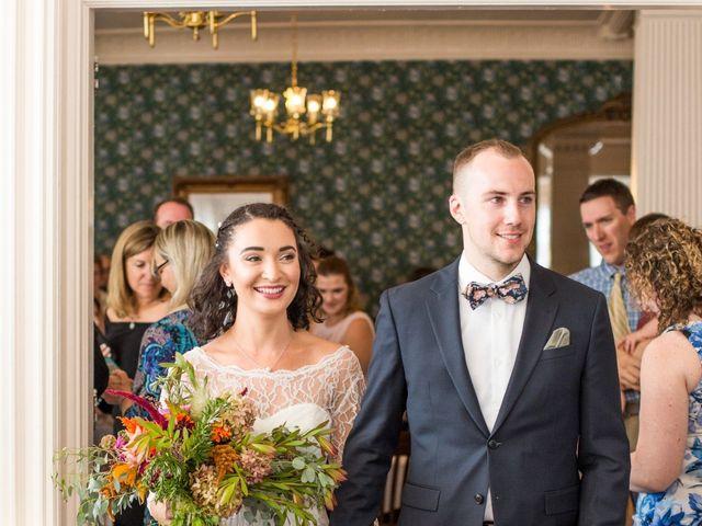 Chris and Lane's Wedding in Brandon, Vermont 29