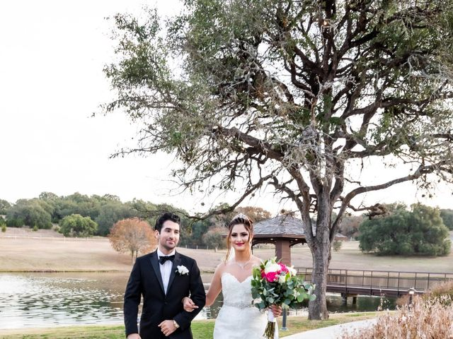 Neda and Farhad's Wedding in Georgetown, Texas 4