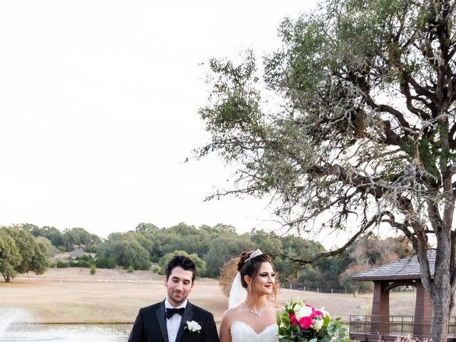 Neda and Farhad's Wedding in Georgetown, Texas 5