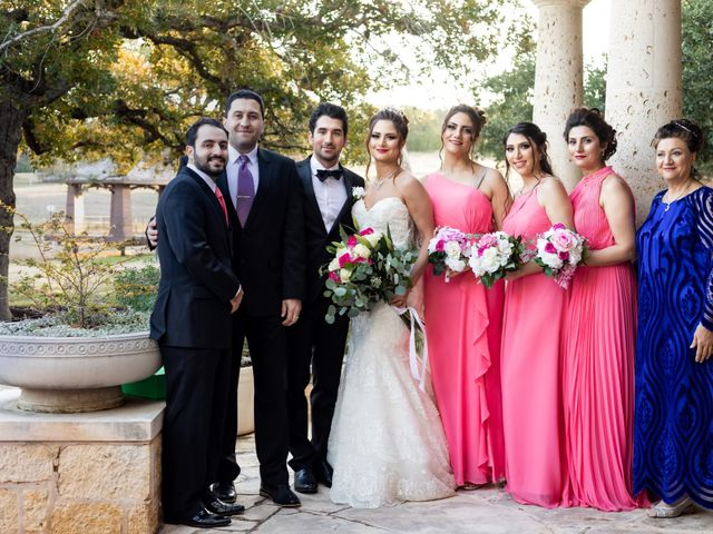 Neda and Farhad's Wedding in Georgetown, Texas 8