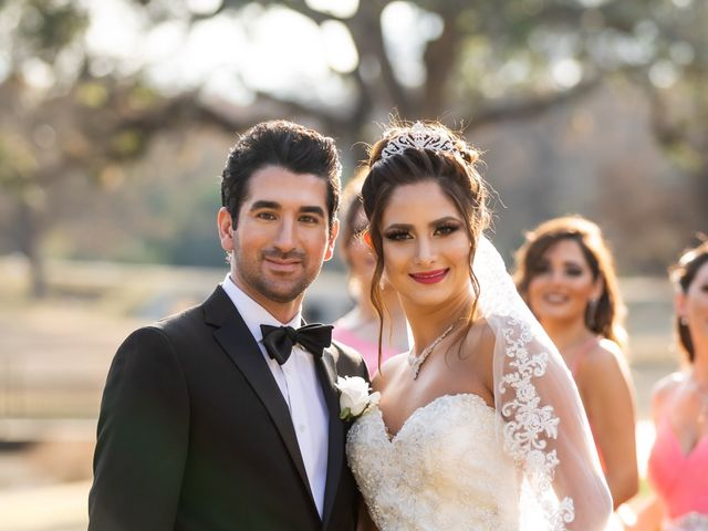Neda and Farhad's Wedding in Georgetown, Texas 13