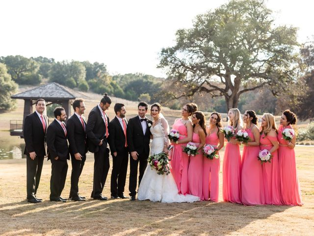 Neda and Farhad's Wedding in Georgetown, Texas 16